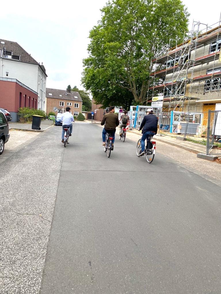 Fahrradtour 30.06.20
